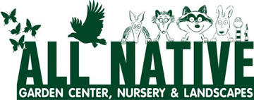 All Native Garden Center & No Lawn Landscaping Logo