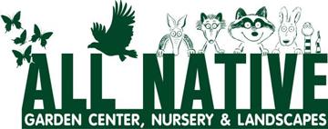 All Native Garden Center & No Lawn Landscaping Logo